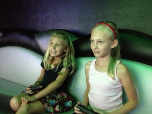 girl birthday party ideas video game truck
