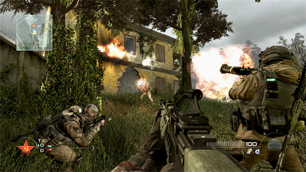скачать бесплатно игру Call Of Duty 2 Modern Warfare 4 через торрент - фото 4