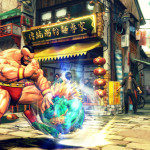 Street Fighter 4 video game image Blanka