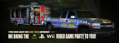 game truck Los Angeles