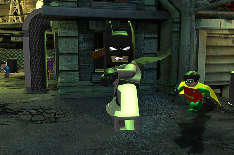 Lego Batman - Game On Party