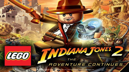 Lego Indiana Jones 2 – Wii