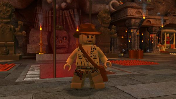 Lego Indiana Jones - Game On Party