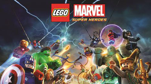 Lego Marvel Heros