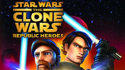 Star Wars – Clone Wars – Wii