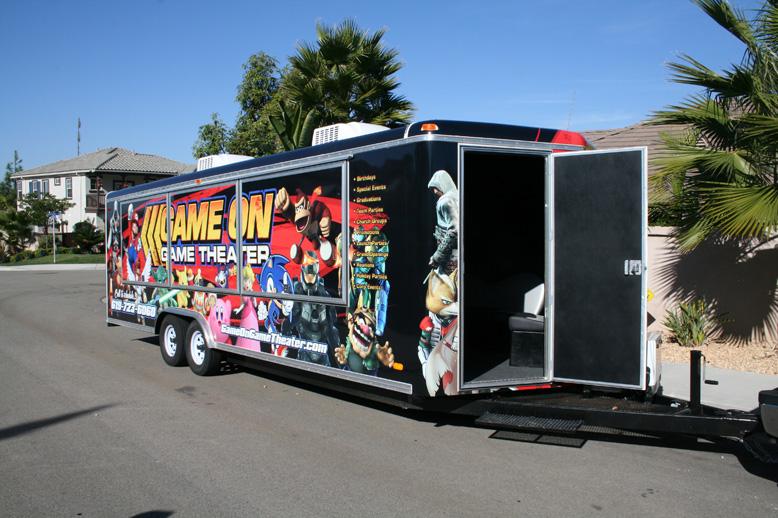Game Truck Birthday Party Photos, Videos,