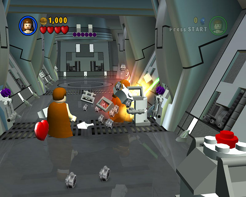 On Star Party Wars Game Lego 2 -